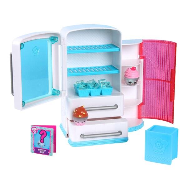 Shopkins Series 6 Nice n' Icy Fridge Playset