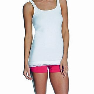 Women's Miracle Toning Cami White by Skineez Skincarewear