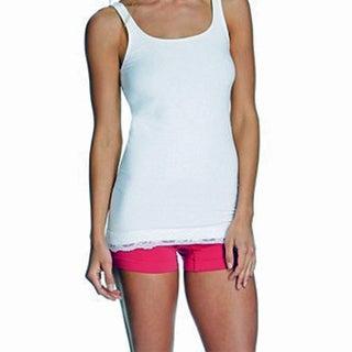 Women's Miracle Toning Cami White by Skineez Skincarewear