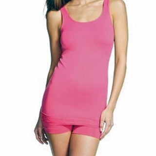 Women's Miracle Toning Cami Pink by Skineez Skincarewear