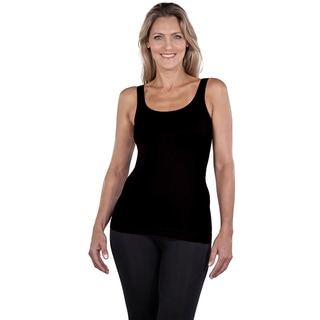 Women's Miracle Toning Cami Black by Skineez Skincarewear