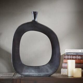 INK+IVY Hayes Peek Copper Vase-Large