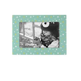 Reed & Barton Hazelnut Hollow 4x6 Stars Frame
