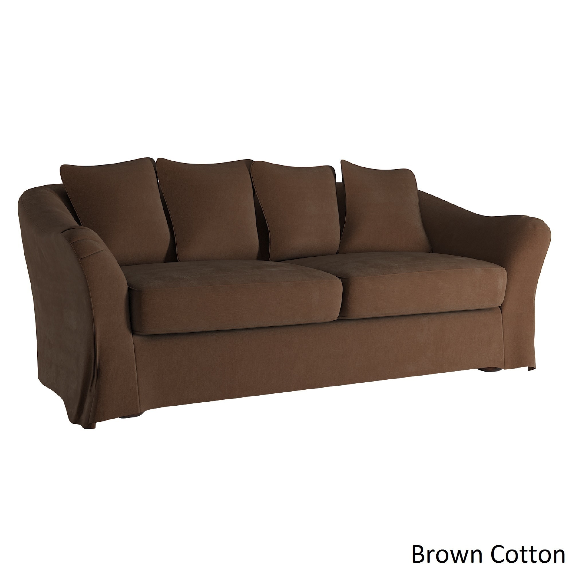 Feather Down Sofa Bradly Double Chaise Feather Down