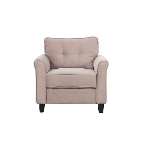 Cool Shop Classic Ultra Comfortable Linen Fabric Living Room Machost Co Dining Chair Design Ideas Machostcouk