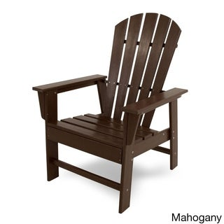 POLYWOOD South Beach Polyethylene Dining Chair