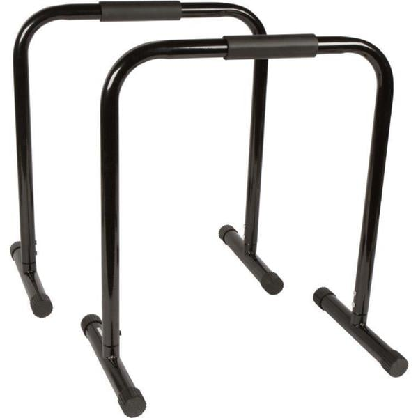 Trademark Innovations 28.5-inch Exercise Dip Station Bars
