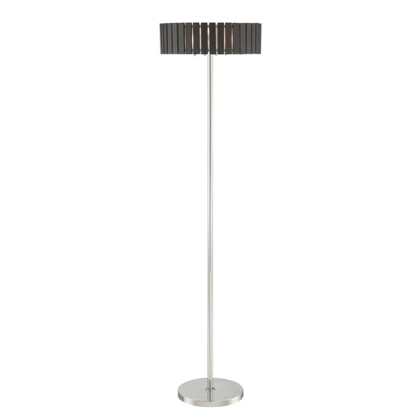 Lite Source 3-Light Maxwell Floor Lamp
