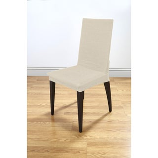 Popcorn Stretch Dining Chair Slip Cover (1- 2- or 4-pack)