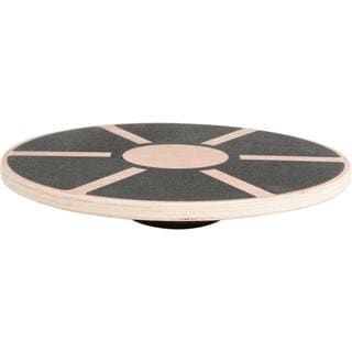 Trademark Innovations Wood 15.5-inch Wobble Balance Board