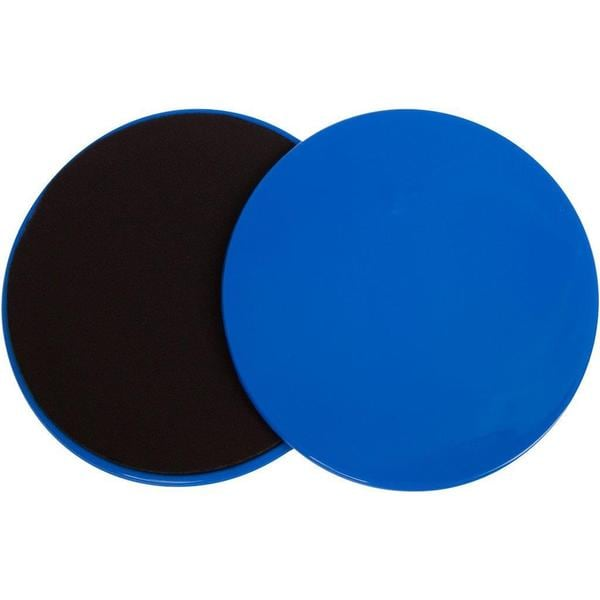 Trademark Innovations Core Exercise Dual-sided Sliding Discs (Pair of 2)