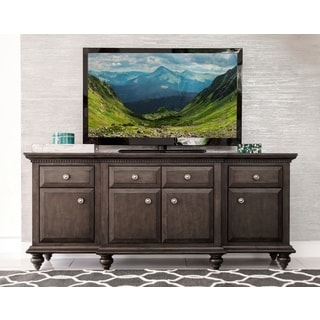 Abbyson Marseilles City Grey Entertainment Center