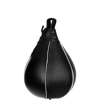 Trademark Innovations Black Boxing Speed Bag