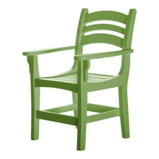 Pawleys Island Polywood Casual Dining Chair with Arms