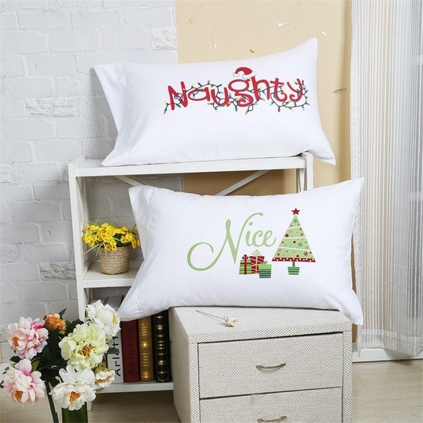 Holiday Pattern Pillow Case