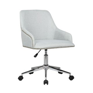 Porthos Home Delilah Office Chair (Grey)