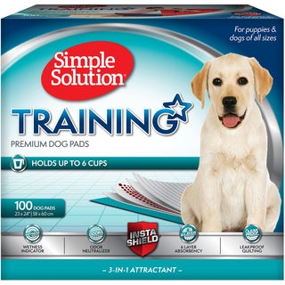 Simple Solution Pet Training Pads