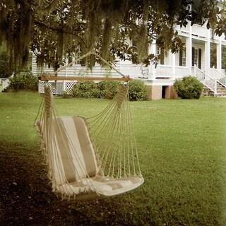 Pawleys Island Hammocks Cushioned Single Swing