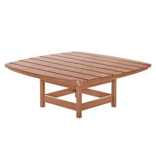 Cedar Conversational Table