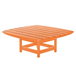 Conversational Table - Orange
