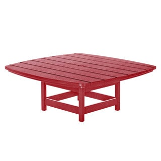 Conversational Table - Red