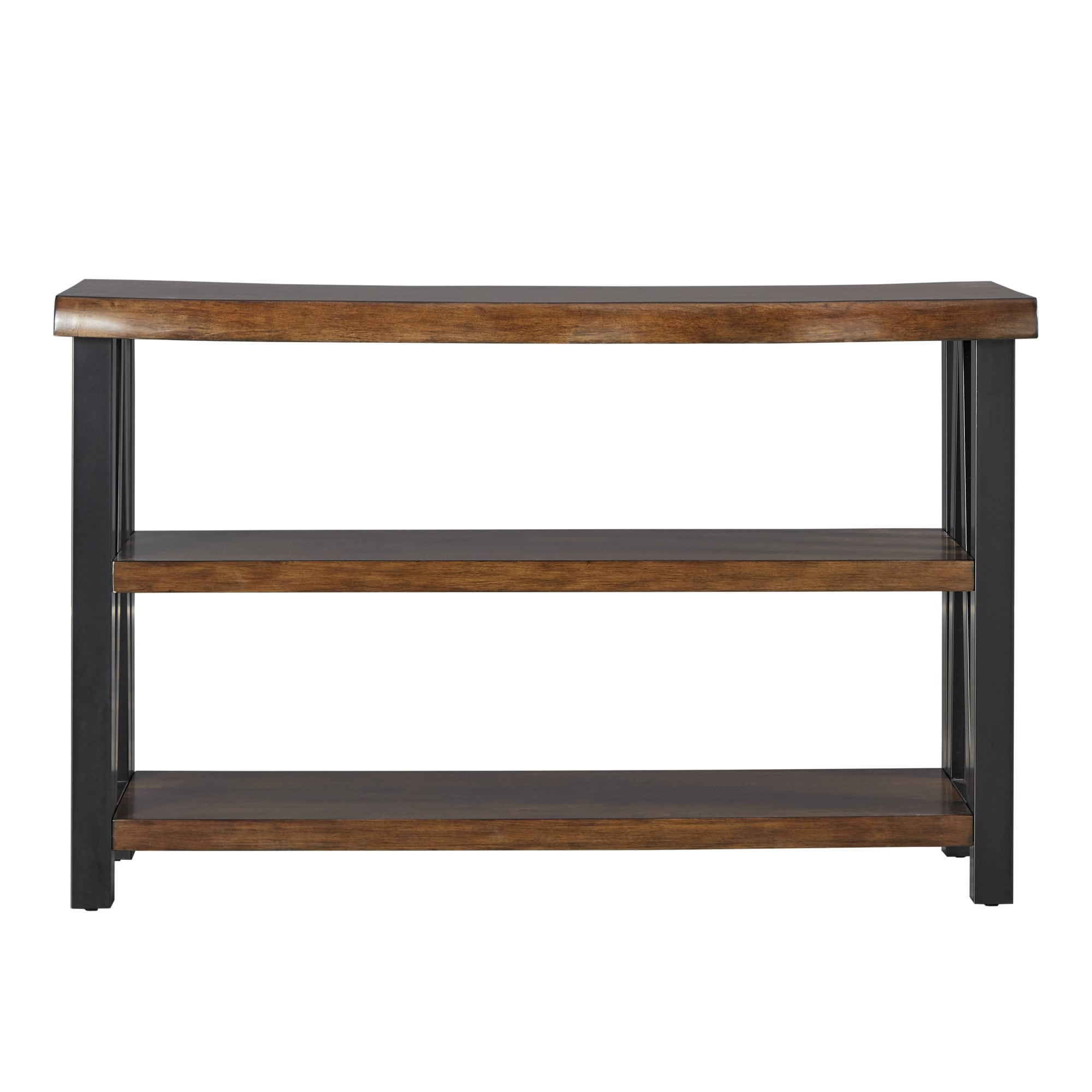 Console Table For Entryway Narrow 3 Tier Storage Hallway Sofa Accent Table Wood Ebay