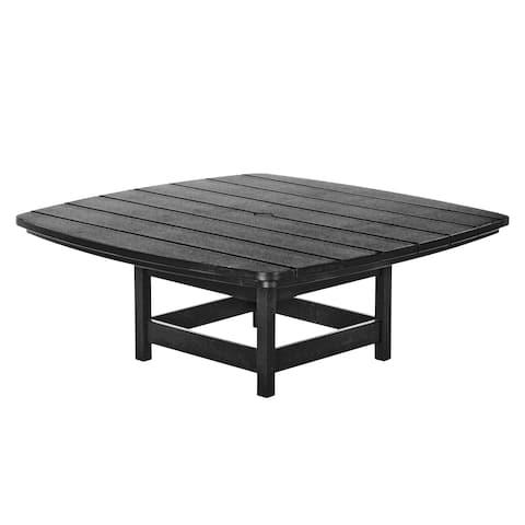 Conversational Table - Black