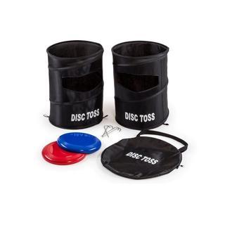 Trademark Innovations Flying Disc Toss Dunk Game Set