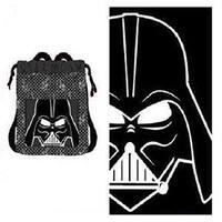 Disney Star Wars Darth Vader 2-piece Beach Towel Set