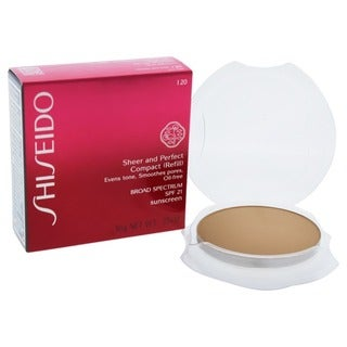 Shiseido Sheer and Perfect Compact Refill SPF21 Natural Light Ivory I 20