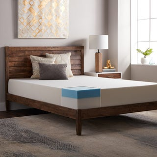 Select Luxury 10-inch King-size Gel Comfort Foam Mattress