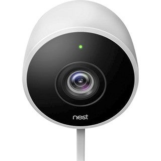 Nest NC2100ES 1080p Outdoor Security Camera