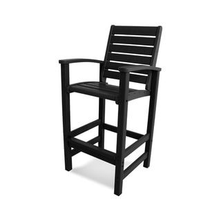 Link to POLYWOOD? Signature Bar-Height Chair Similar Items in Patio Furniture