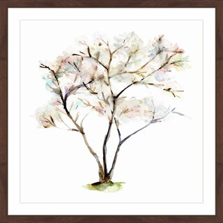Marmont Hill - 'Blossom Tree' by Michelle Dujardin Framed Painting Print