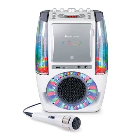 The Singing Machine Agua Karaoke Machine