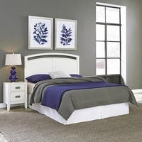 Newport Queen/ Full Headboard & Night Stand by Home Styles