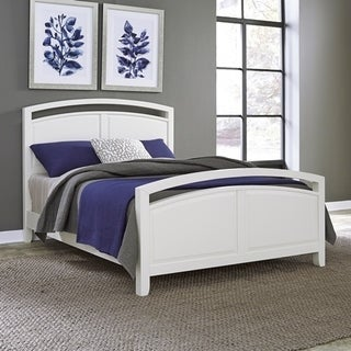 Newport Queen Bed by Home Styles