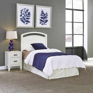 Newport Twin Headboard & Night Stand by Home Styles|https://ak1.ostkcdn.com/images/products/13769286/P20422901.jpg?impolicy=medium
