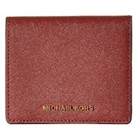 Michael Kors Bedford Brick Carryall Card Case