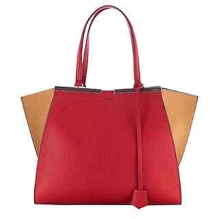 Fendi 3Jours Grande Leather Tote Handbag