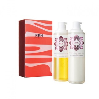 Ren Clean Skincare Moroccan Rose 2-piece Set