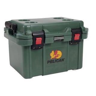 Pelican 20 Quart Forest Green Elite Cooler