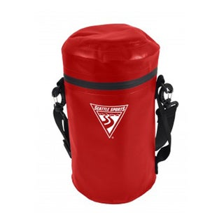Seattle Sports Frostpak Growler Red Cooler