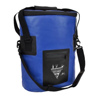 Seattle Sports Frost Pak Blue Vinyl 20-quart Cooler Tote