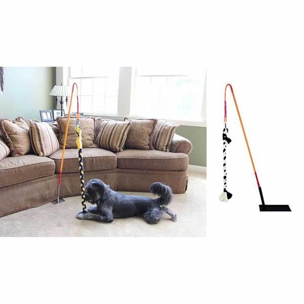 Make Dog Tug Toy: Shop Tether Tug Indoor Dog Toy