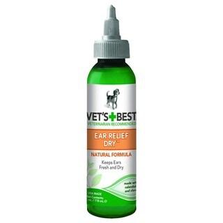 Vet's Best Dog Dry Ear Relief