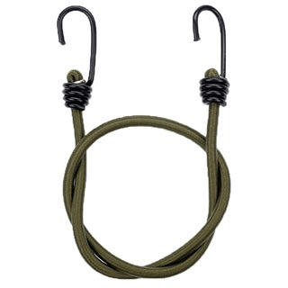 Proforce Equipment Olive Heavy Duty Bungee Cords (Pack of 4)