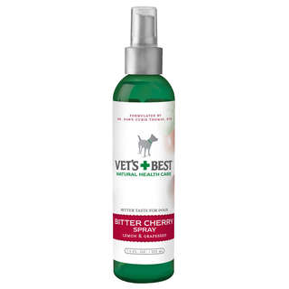 Vet's Best Bitter Cherry Dog Deterrent Spray