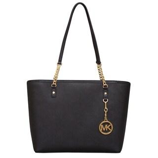 Michael Kors Jet Set EW Chain Tote Handbag