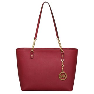 Michael Kors Jet Set EW Chain Tote Handbag
